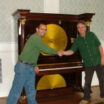 Charlottesville Piano restores historic Steinway at James Madison's Montpelier