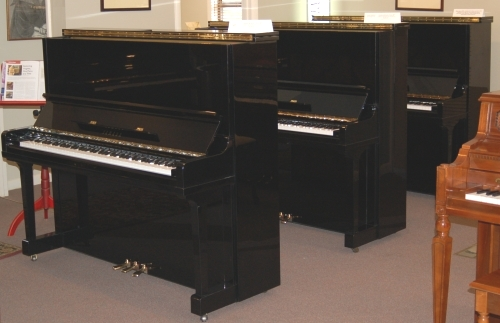 Upright pianos for sale charlottesville northern virginia for New yamaha u3 piano price