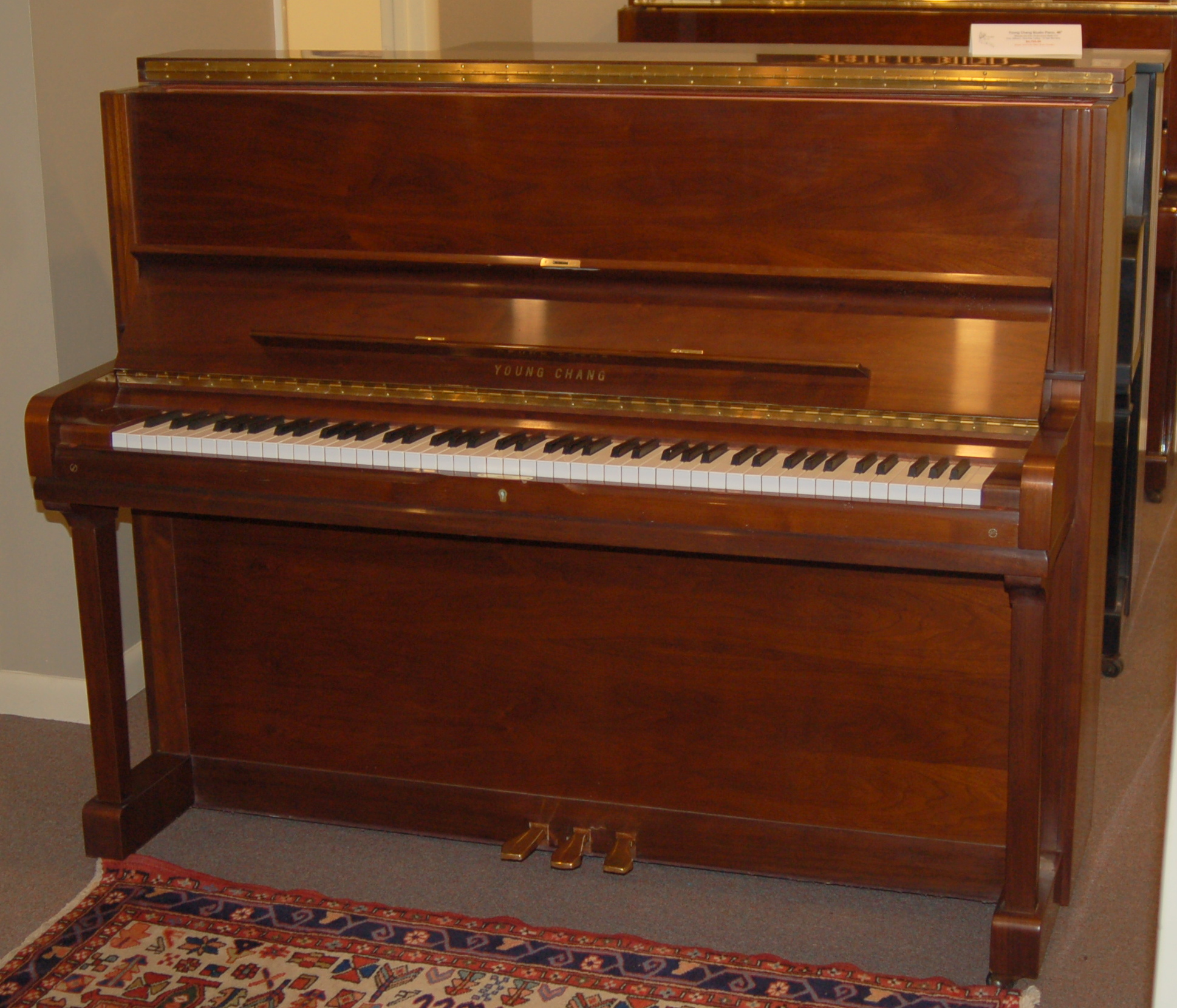 Upright pianos for sale Charlottesville Northern Virginia