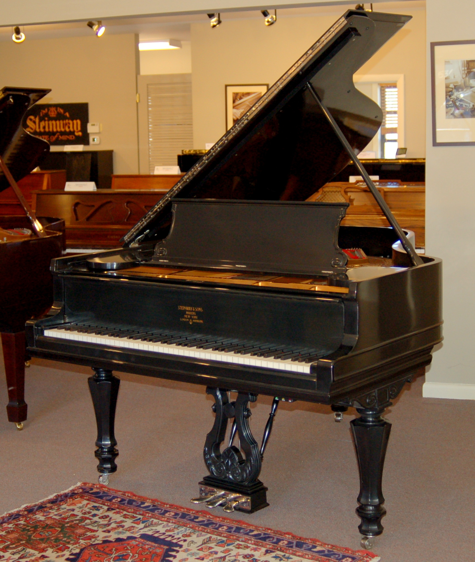 Grand Pianos For Sale Charlottesville Used New Pianos